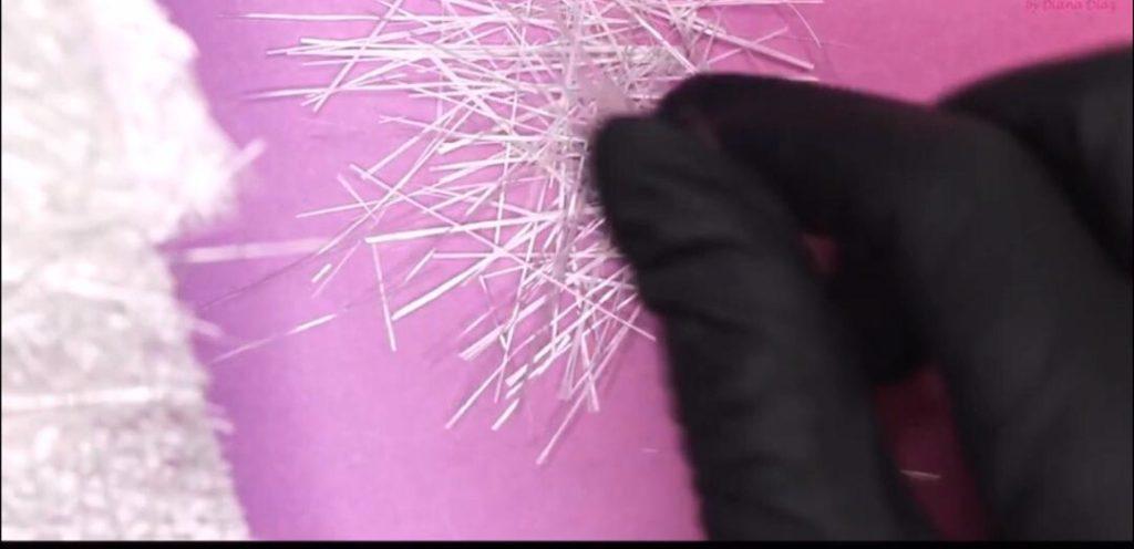 fibras de vidrio